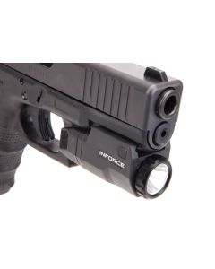 INFORCE APLc Compact Pistol Light GLOCK - Black